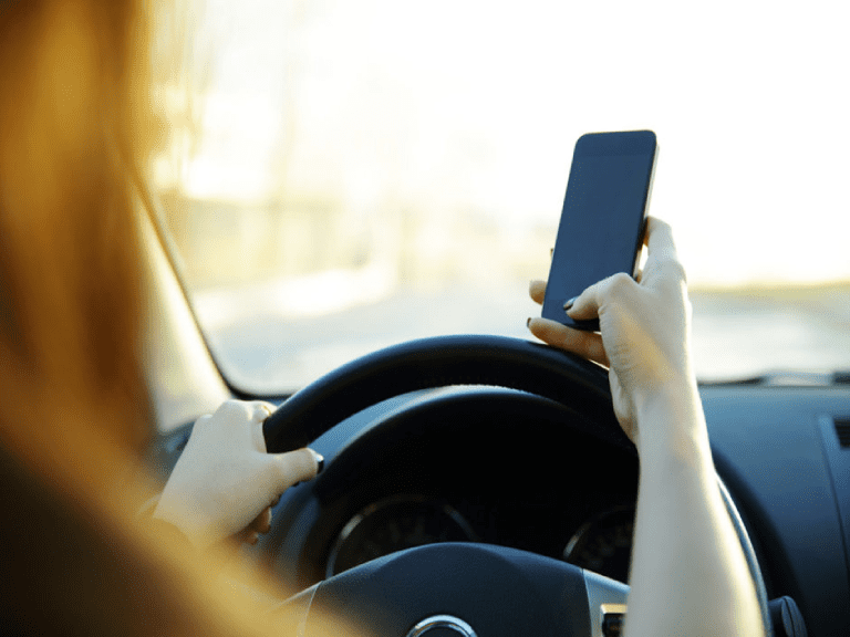 Texas Distracted Driving Texting While Driving (1)